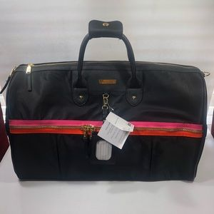 ADRIENNE VITTADINI Weekender Quilted Duffle Bag